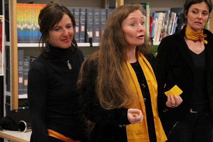 Biblioteche di Babele 2011